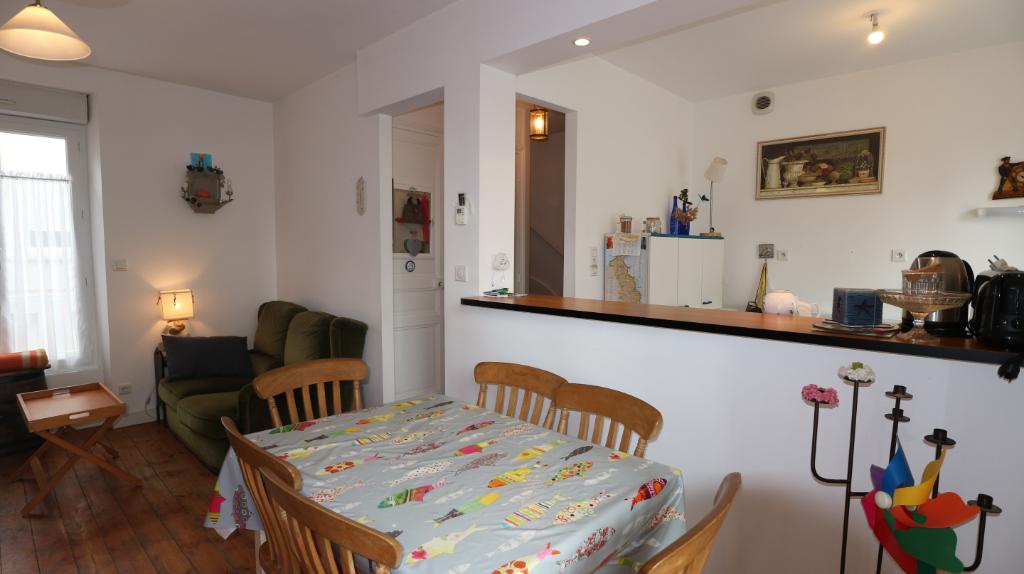Maison de vacances 6 personnes - Centre de St-Cast-Le-Guildo