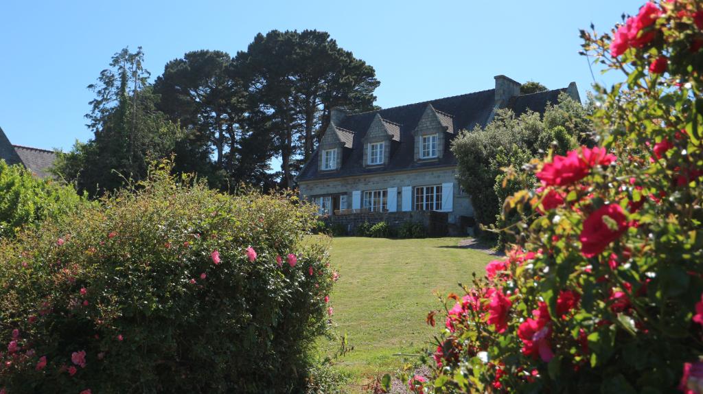 Magnifique maison avec très grande vue mer