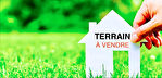 A VENDRE TERRAIN CONSTRUCTIBLE AUX PORTES DE BLAYE 1/1