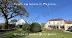 AUTHENTICITE, VOLUMES, QUIETUDE POUR CETTE MAISON ANCIENNE RENOVEE A 5 MN D'UNE GARE POUR PARIS EN 50 MN 18/18