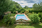 Mas Provençal de 350 m² à 15 minutes gare TGV Avignon 14/14