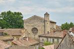 Appartement Avignon dans hôtel particulier avec vue panoramique sur Palais 9/10
