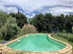 Mas rénové de 154 m² avec piscine sur terrain de 8 900 m² -  Blauzac (Secteur Uzès) 4/12