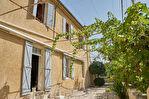 Maison de village avec grande cour , jardin privatif et vue imprenable - La Roque-sur-Cèze 3/15