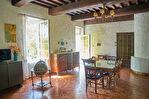 Maison de village avec grande cour , jardin privatif et vue imprenable - La Roque-sur-Cèze 5/15