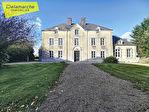 TEXT_PHOTO 0 - A VENDRE Saint Denis Le Gast (50450) - Petit château rénové, F9, avec dépendances et de belles prestations, terrain å tennis