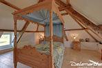 TEXT_PHOTO 5 - A VENDRE Saint Denis Le Gast (50450) - Petit château rénové, F9, avec dépendances et de belles prestations, terrain å tennis