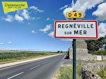 TEXT_PHOTO 3 - Terrain à bâtir Regneville Sur Mer 976 m² avec vue mer