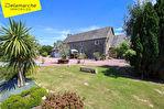 TEXT_PHOTO 0 - TRELLY A VENDRE Ensemble immobilier (maison, gîte et dépendance) sur 1,4 hectare.