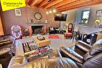 TEXT_PHOTO 2 - TRELLY A VENDRE Ensemble immobilier (maison, gîte et dépendance) sur 1,4 hectare.