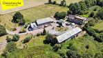 TEXT_PHOTO 3 - TRELLY A VENDRE Ensemble immobilier (maison, gîte et dépendance) sur 1,4 hectare.