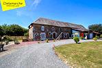 TEXT_PHOTO 14 - TRELLY A VENDRE Ensemble immobilier (maison, gîte et dépendance) sur 1,4 hectare.