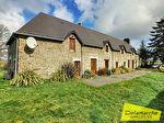 TEXT_PHOTO 1 - à vendre Maison de caractère à Villebaudon (50410)