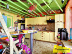 TEXT_PHOTO 3 - A vendre appartement en triplex à Gavray avec terrasse et garage