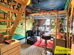 TEXT_PHOTO 7 - A vendre appartement en triplex à Gavray avec terrasse et garage
