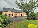 Maison Anctoville Sur Boscq 50400, longère 4 chambres, 4500 m² de terrain, campagne 1/18