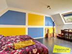 Maison Anctoville Sur Boscq 50400, longère 4 chambres, 4500 m² de terrain, campagne 13/18