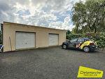 Maison Anctoville Sur Boscq 50400, longère 4 chambres, 4500 m² de terrain, campagne 17/18