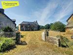 TEXT_PHOTO 0 - A vendre maison de caractère à rénover et dépendances sur 3015m² de terrain, 15 min mer, Normandie Manche