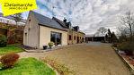 TEXT_PHOTO 0 - La Haye Pesnel Maison en pierre à vendre avec vie de plain pied