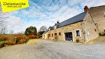 TEXT_PHOTO 1 - La Haye Pesnel Maison en pierre à vendre avec vie de plain pied