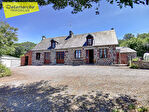 TEXT_PHOTO 0 - A vendre maison de campagne à Gavray (50450)  6 pièces  sur env. 2 ha