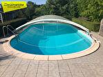 TEXT_PHOTO 1 - Maison à vendre Saint Laurent de Cuves (50670) 10 pièces avec piscine et dépendances.