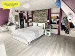 TEXT_PHOTO 6 - Maison à vendre Saint Laurent de Cuves (50670) 10 pièces avec piscine et dépendances.