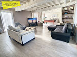 10 min AVRANCHES (50300) ensemble immobilier à vendre à  Le Parc (50870) 8 pièces avec dépendances. 4/14
