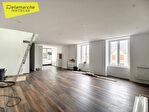 A vendre appartement en duplex rénové à Saint Pierre Langers 2/8