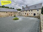 Aux portes de Coutances (50200) propriété à vendre  avec dépendances 10 pièces sur env. 2ha 6 de terrain 1/16