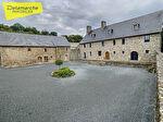 Aux portes de Coutances (50200) propriété à vendre  avec dépendances 10 pièces sur env. 2ha 6 de terrain 15/16