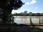 Grand T6 Ile de Nantes avec balcons et vue Loire