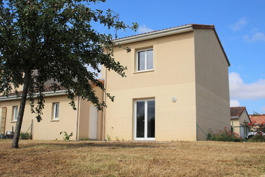 Maison St Georges Les Baillargeaux 3 pièces