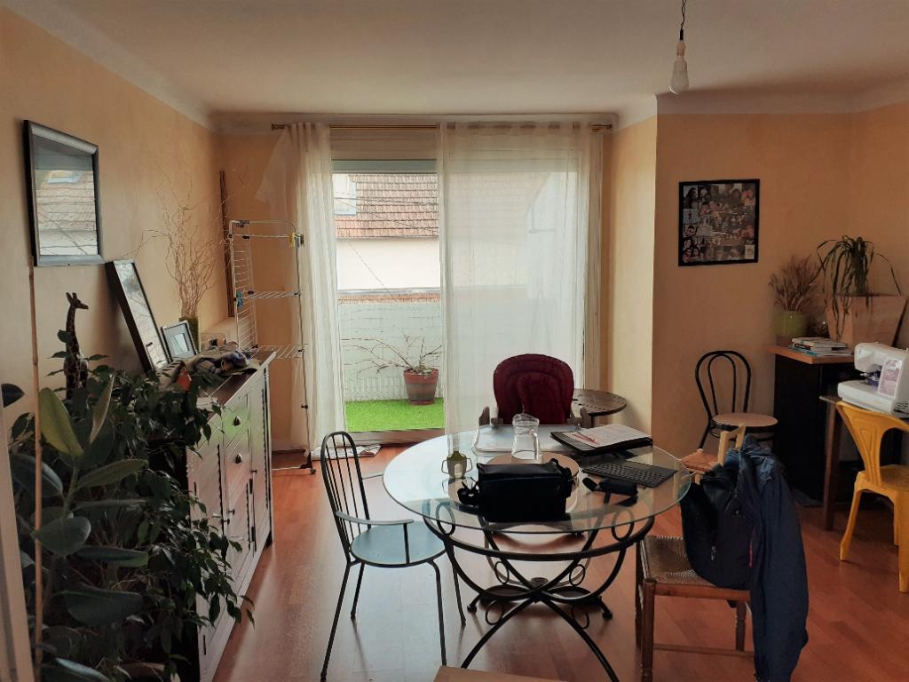 Appartement Poitiers 4 pièces 83.43 m2
