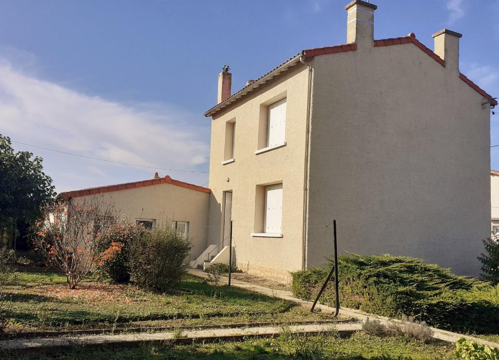 Maison Poitiers 5 pièces 83 m2