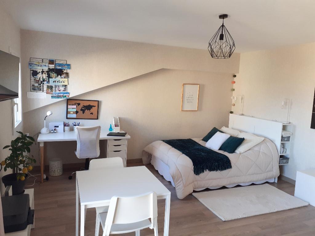 Appartement Poitiers 1 pièces 30 m2
