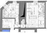Biarritz - Centre - Vente -Lot de deux studios 53m²