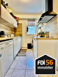 Maison- Nouvelle Ville- 58m2- Garage + Terrasse + place parking privée 1/6