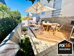 Duplex avec terrasse, Lorient Ville en bois, 125m2 (138 au sol), 6 pièces 4/4