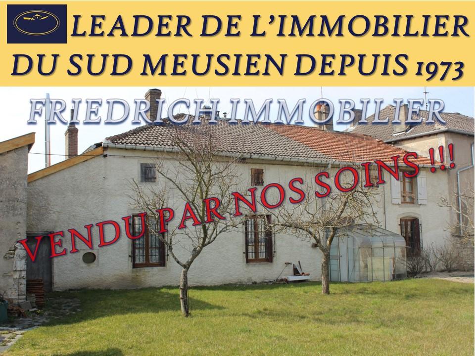 A vendre Maison GONDRECOURT LE CHATEAU 205m²
