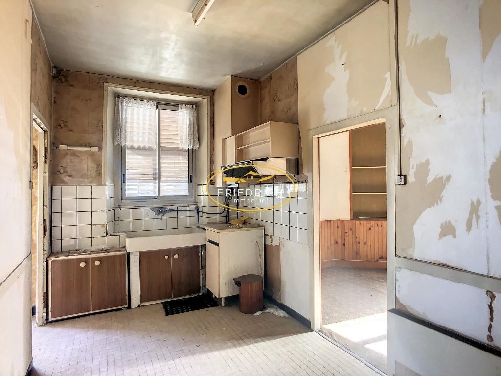 A vendre Maison SAINT MIHIEL 80m² 40.000