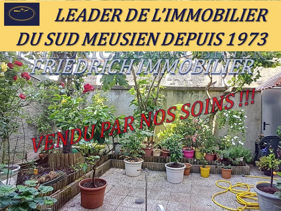 A vendre Maison BAR LE DUC 180m² 115.000 6 piéces
