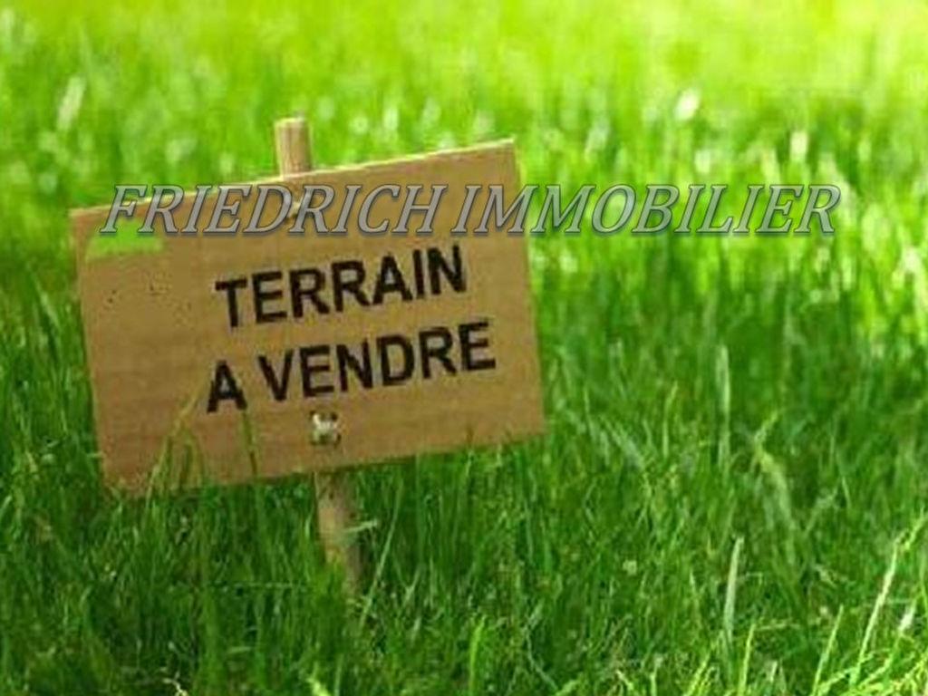 A vendre Terrain LEROUVILLE 1208m²