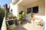 NIMES Proche Jean Jaurès Bel appartement P3 récent avec terrasse et parking privatif. 1/14
