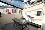 NÎMES Maison de ville d'environ 85m² de 3 pièces avec terrasse quartier Mont Duplan. 10/18