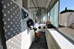 NIMES Quartier BEAUSOLEIL Appartement dans résidence sécurisée de type 3 de 70m². Cave. 9/14