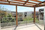 NÎMES Appartement beau P3 de 67,75m² au dernier étage avec terrasse et parking à 10mns du centre ville. 3/14