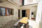 EN EXCLUSIVITE quartier RICHELIEU Maison de ville en R+1 d'environ 89m² avec patio de 19m² . 12/18