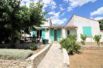 NIMES Maison de plain pied d'environ 110m² avec mazet et dépendances sur 1599m² de terrain. 3/17
